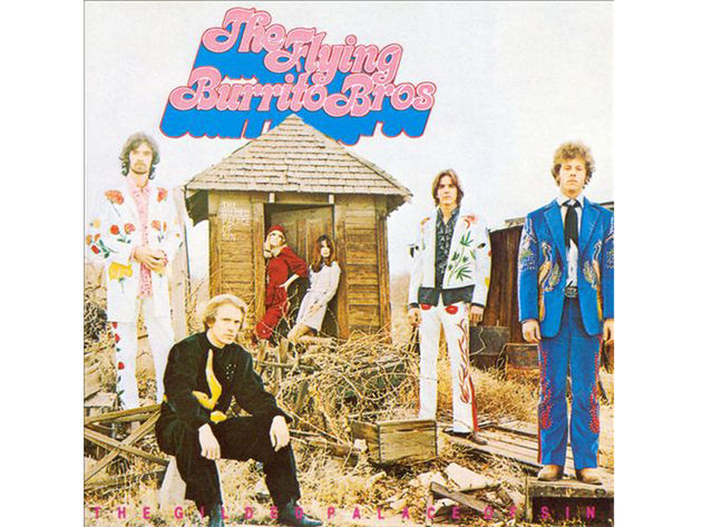 The Flying Burrito Brothers – The Gilded Palace Of Sin (1969)
