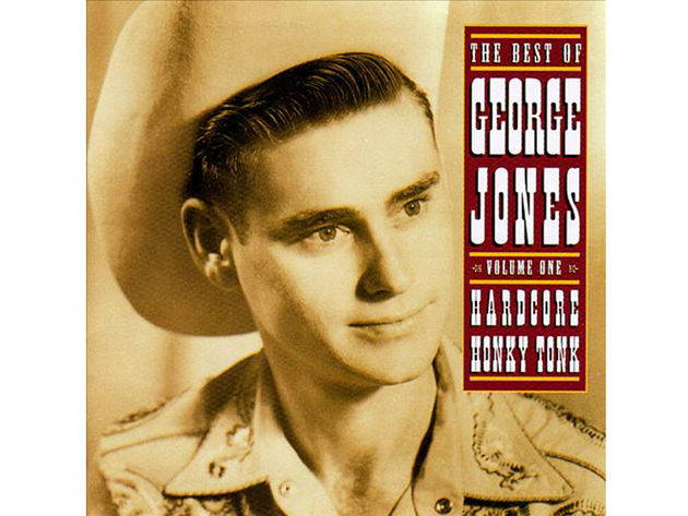 George Jones – The Best Of George Jones, Volume One: Hardcore Honky Tonk (1991)