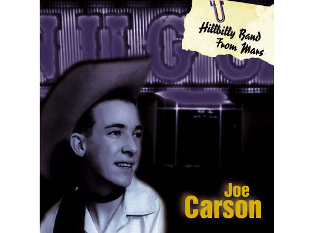 Joe Carson – Hillbilly Band From Mars (2002)