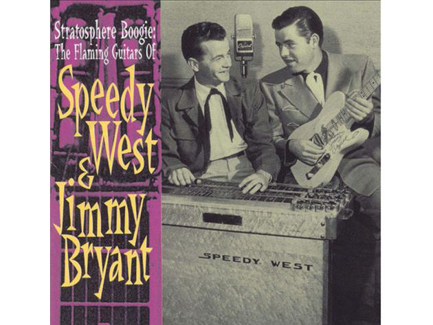Speedy West and Jimmy Bryant – Stratosphere Boogie: The Flaming Guitars of Speedy West and Jimmy Bryant (1995)