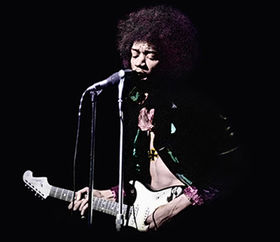 Jimi Hendrix: rare and unseen photos revealed