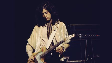 Jimmy Page: buy his early '70s sound