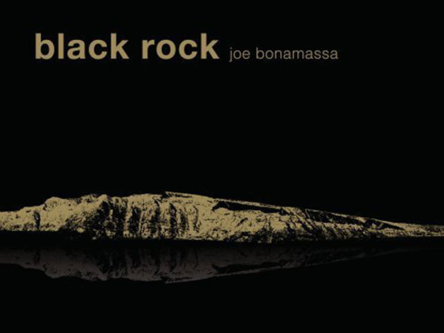 Joe Bonamassa talks Black Rock (intro)