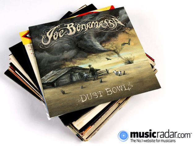 Joe Bonamassa talks Dust Bowl (intro)