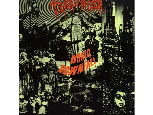 Terrorizer – World Downfall (1989)