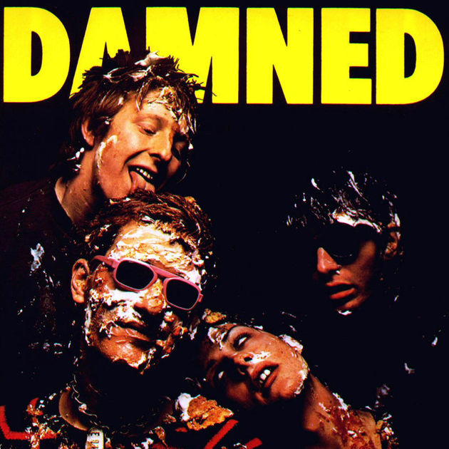 The Damned - Damned Damned Damned (1977)