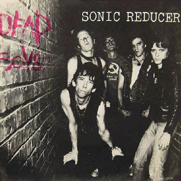 The Dead Boys - Sonic Reducer (1977)