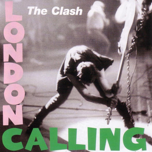 The Clash - London Calling (1979)
