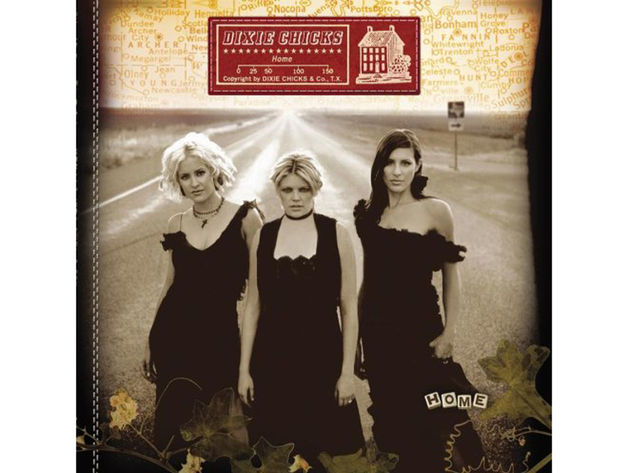 Dixie Chicks - Home (2002)
