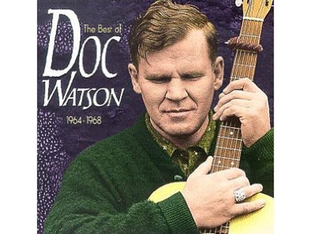 Doc Watson – The Best Of Doc Watson 1964 – 1968 (1999)