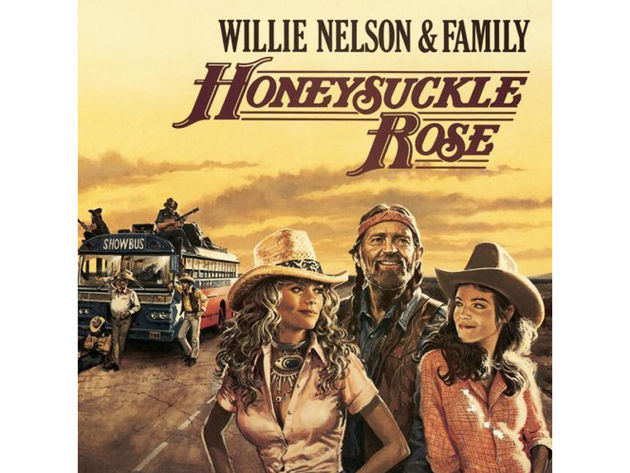 Willie Nelson & Family – Honeysuckle Rose Original Soundtrack (1980)