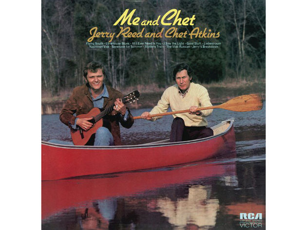 Jerry Reed and Chet Atkins – Me & Chet (1972)