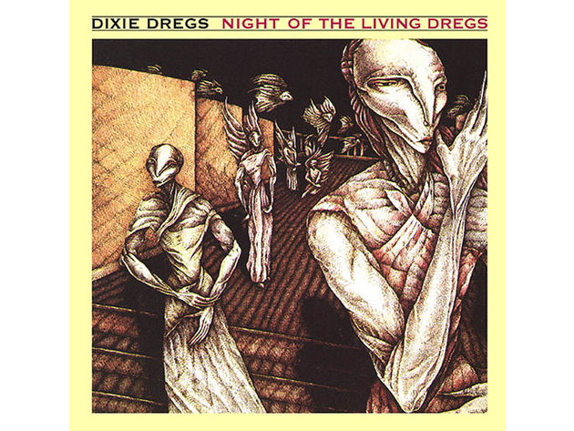 Dixie Dregs - Night Of The Living Dregs (1979)