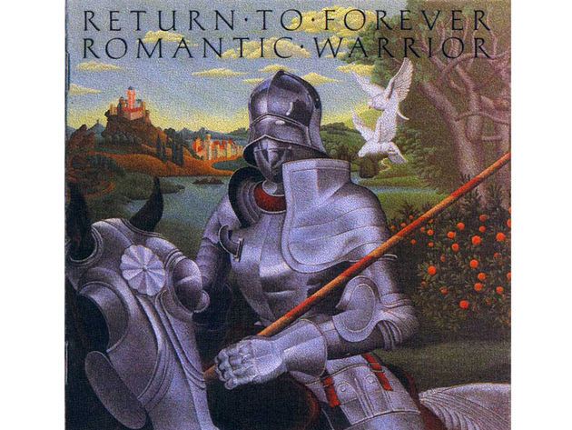 Return To Forever - Romantic Warrior (1976)