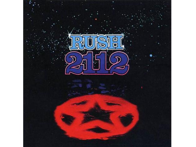 Rush - 2112 (1976)