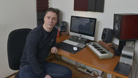 In pictures: Jon Rundell's software-based studio