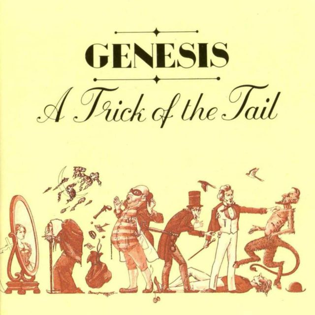 Genesis - Trick Of The Tail (1976)