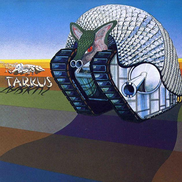Emerson, Lake & Palmer - Tarkus (1970)