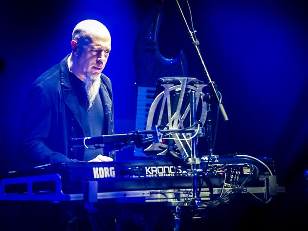 Jordan Rudess talks about his new HarmonyWiz app