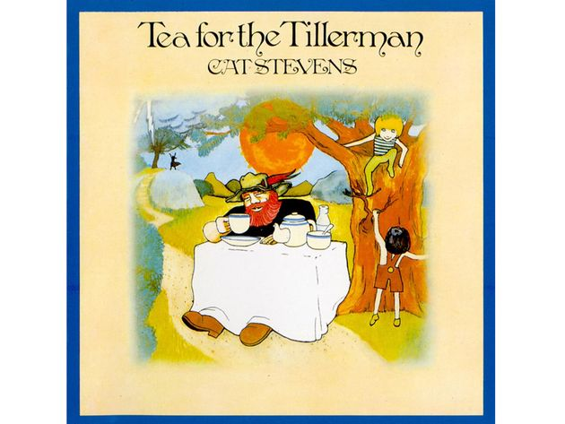 Cat Stevens – Tea For The Tillerman (1970)