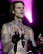 Buckcherry's Josh Todd on how to be the perfect frontman