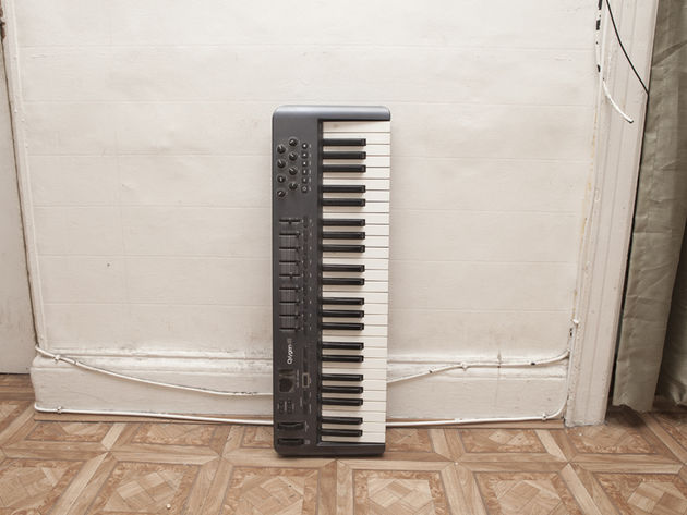 M-Audio Oxygen 49 keyboard controller