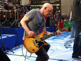 Nashville session ace Kenny Greenberg on playing with 10 music legends