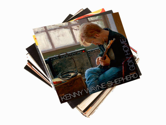 Kenny Wayne Shepherd talks new album Goin' Home track-by-track