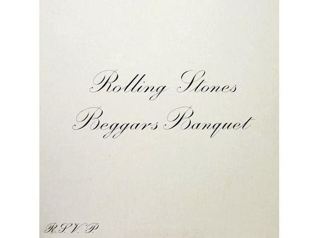 The Rolling Stones – Beggar's Banquet (1968)