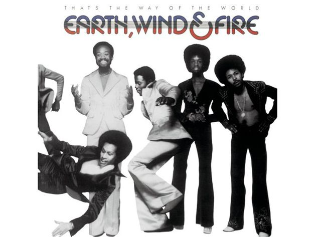 Earth, Wind & Fire – That's The Way Of The World (1975)