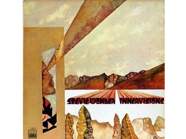 Stevie Wonder – Innervisions (1973)