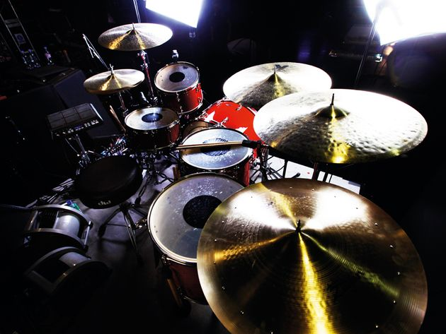 Le kit de Ronnie Vannucci du groupe The Killers en images
