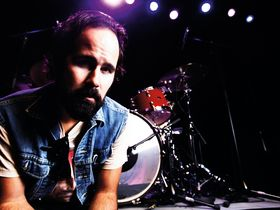 Ronnie Vannucci's Killers drum setup in pictures