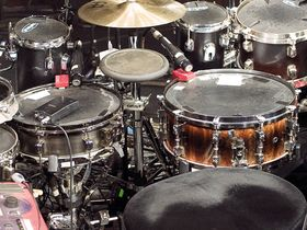 Pendulum's drum setup revealed: KJ Sawka's kit in pictures