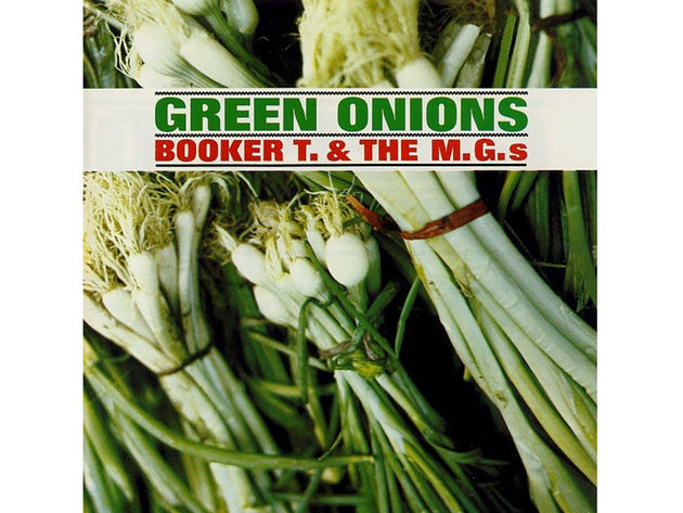 Booker T & The MG's – Green Onions (1962)