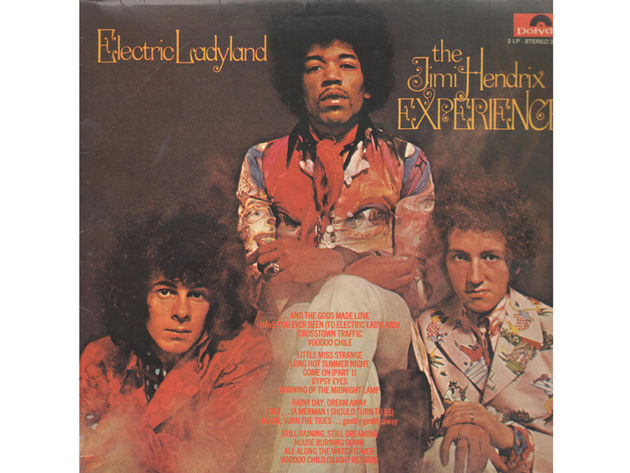 The Jimi Hendrix Experience - Electric Ladyland (1968)