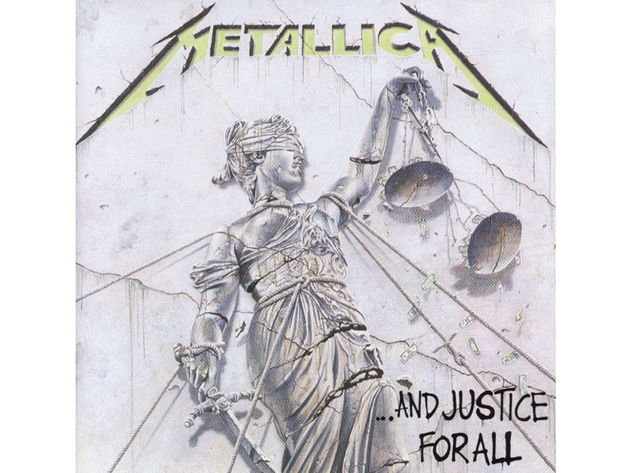 Metallica – ...And Justice For All (1988)