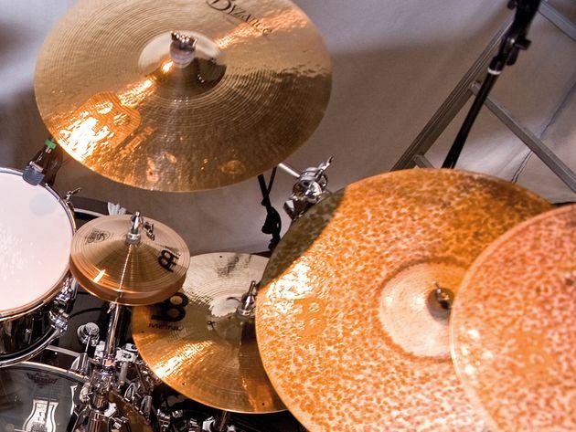 Cymbals cont.