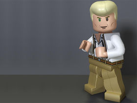 In pictures: cool Lego Rock Band makeovers