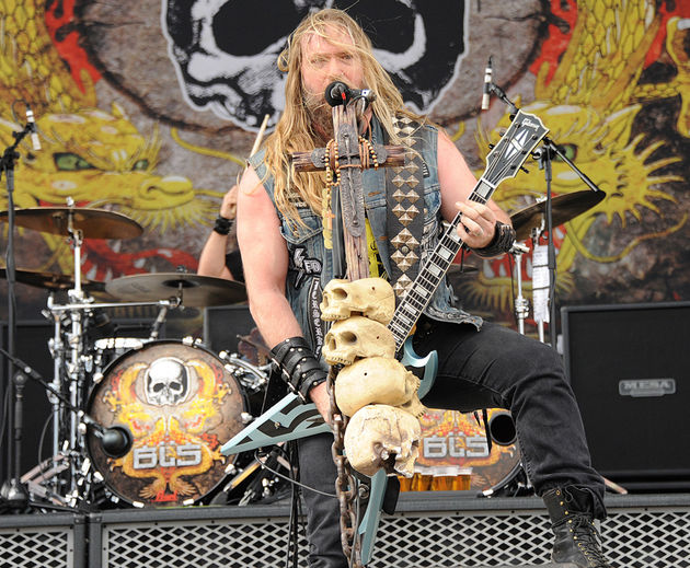 Nothing's Changed (featuring Zakk Wylde)