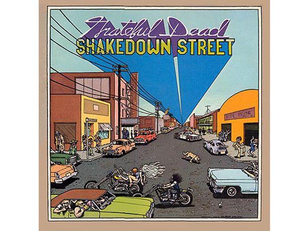 Grateful Dead – Shakedown Street (1978)