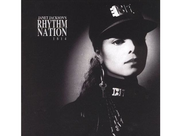 Janet Jackson – Janet Jackson's Rhythm Nation 1814 (1989)