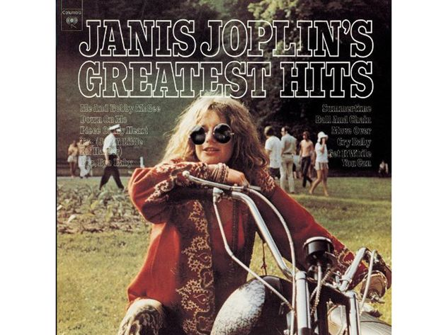 Janis Joplin – Janis Joplin's Greatest Hits (1973)