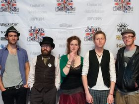Meet the Live And Unsigned 2012 winners