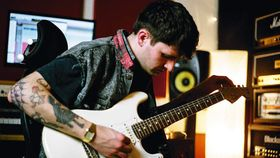 In the studio: Lower Than Atlantis