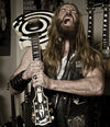 Ozzy and Black Label 'Wylde' man