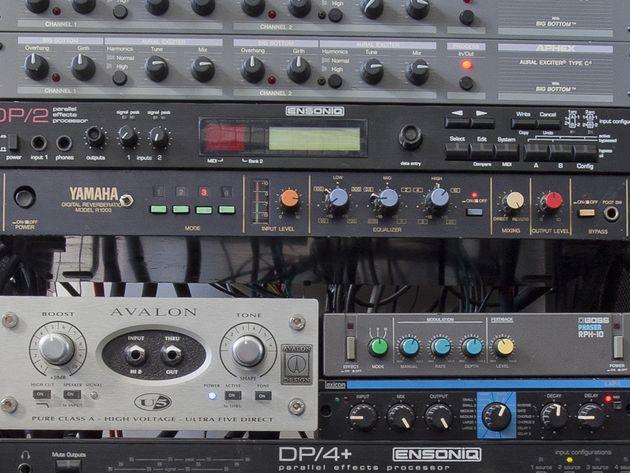 Yamaha R1000 Digital Reverb