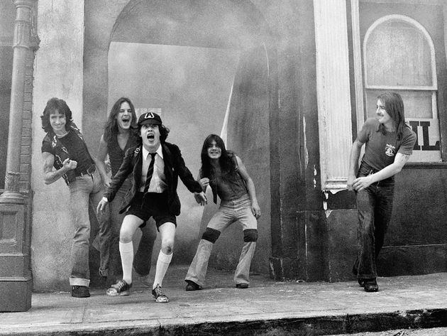 AC/DC – Highway to Hell (1979) and Back In Black (1980)