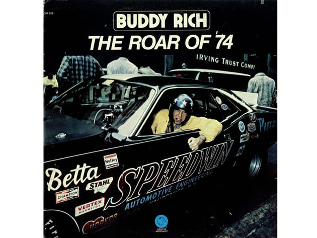 Buddy Rich – The Roar Of '74 (1973)