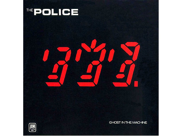The Police – Ghost In The Machine (1981)